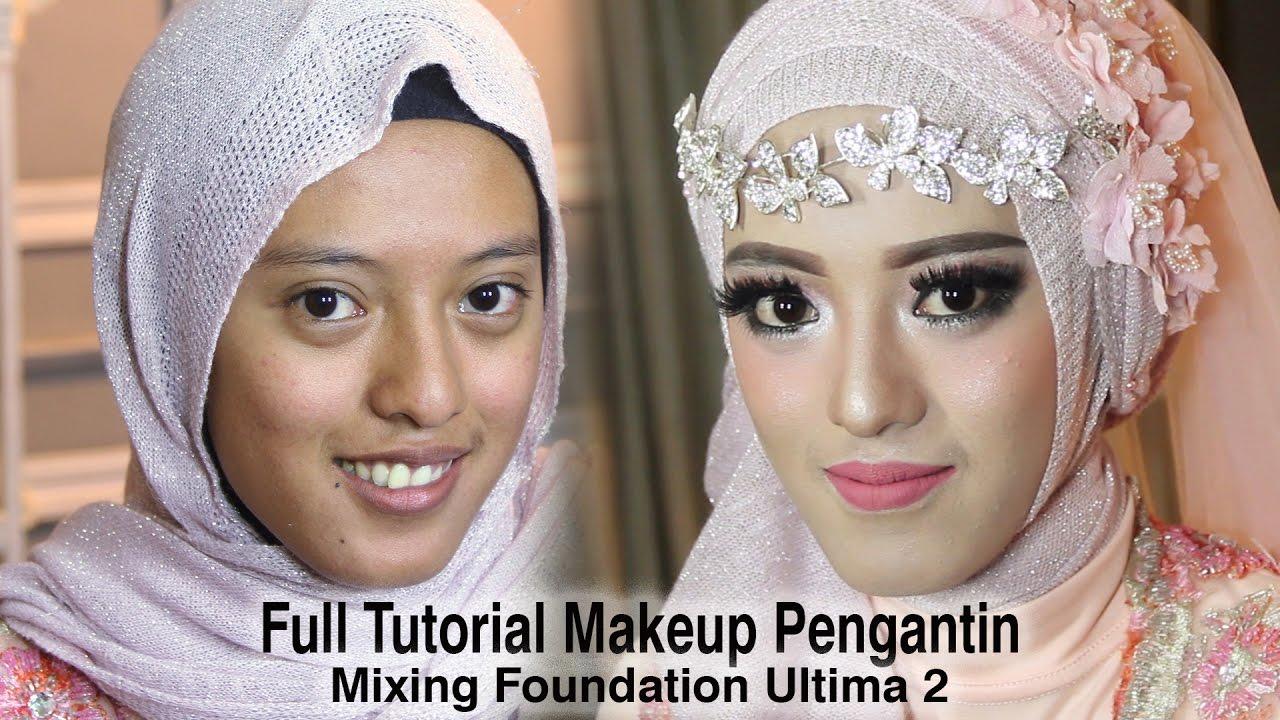 Tutorial Makeup Pengantin 2016 Saubhaya Makeup