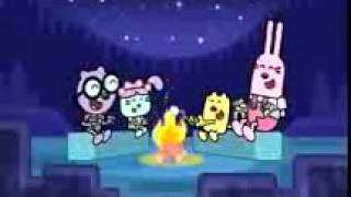 Wow! Wow! Wubbzy - Wubb Girlz - Sing A Song 144p Quality