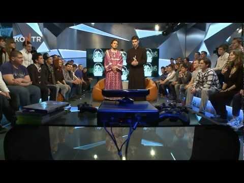 """Шоу Ильи Мэддисона """"Летс плей"""" 15/03/13"""