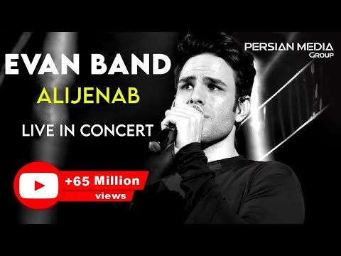 Evan Band - Alijenab - Live