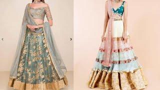 Beautiful Lehenga Designs For Bridal Wear Functions | Modern Lehenga Choli Designs 2020