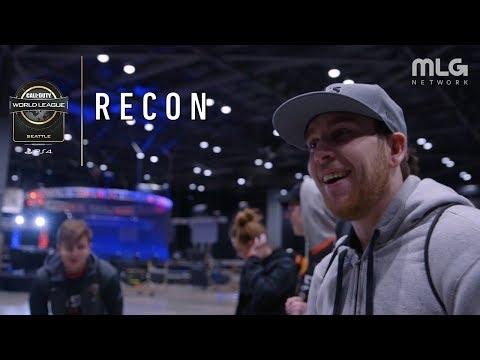 Recon: FaZe & Rise Nation | CWL Seattle Open 2018 | Episode 4