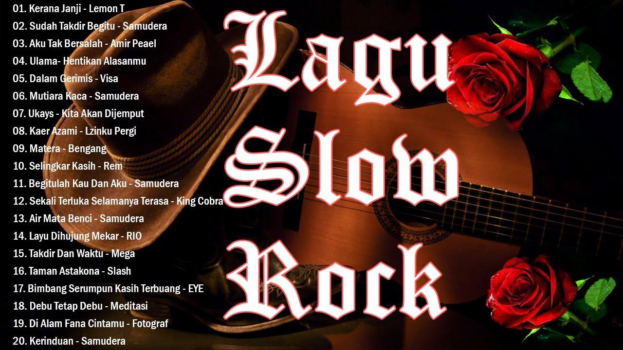 Lagu Malaysia Lama Terbaik - Lagu Terbaik - Lagu Jiwang Slow Rock Malaysia 80an 90an