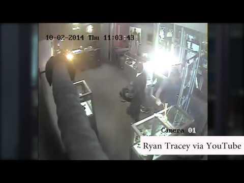 Franschhoek jewellery robbery footage goes viral