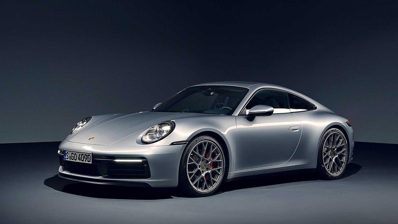 2020 Porsche 911 Video Debut