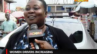 Special Report: Women Drivers Increasing: Will their careful driving reduce road accidents?