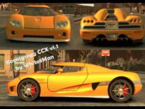 les plus belle voiture de gta iv youtube. Black Bedroom Furniture Sets. Home Design Ideas