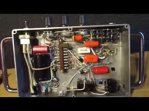 видео: Новый ламповаый гитарный усилитель - обзор
