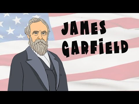 Fast Facts on President James Garfield