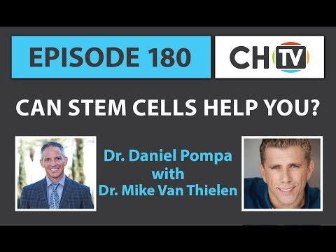 Can Stem Cells Help You? - CHTV 180