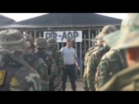Peru's Military Tries To Curb Illegal Gold Mining