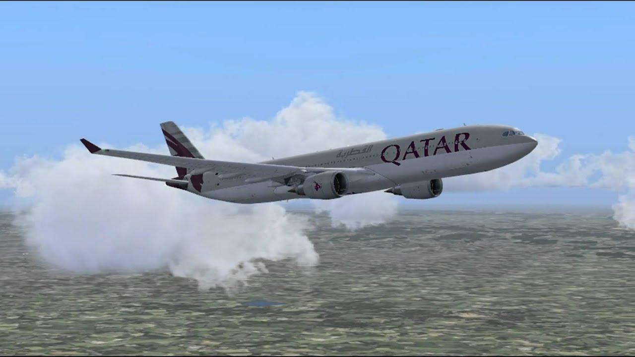 qatar a380 tribute fsx - photo #12