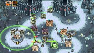 Kingdom Rush Frontiers  DUSK CHATEAU 3 Stars VETERAN E21