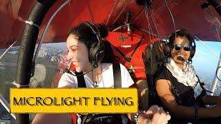 Microlight Flying || Bengaluru