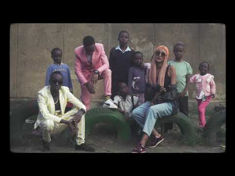 Nah Eeto - Mbona Ft Thayu Mwas & Asum Garvey (prod. Lee Scott) (Official Music Video)