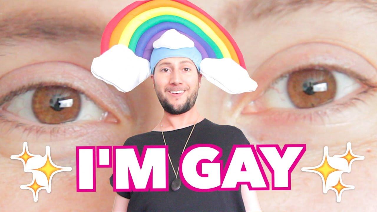 m gay