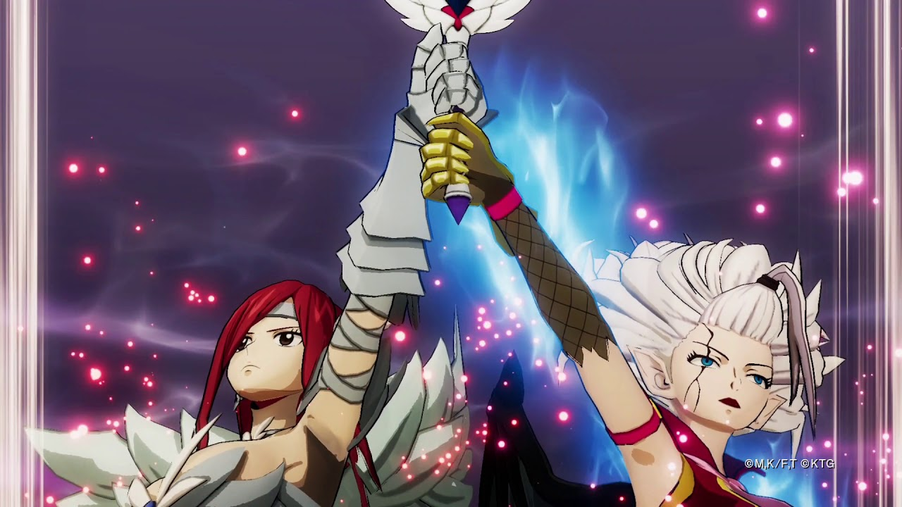 How Fairy Tail on PS4 will let players experience the series' rich ...