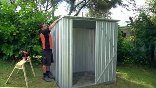 How to Assemble a Shed | Mitre 10 Easy As