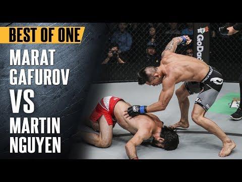 Marat Gafurov vs. Martin Nguyen – Best Of ONE Championship