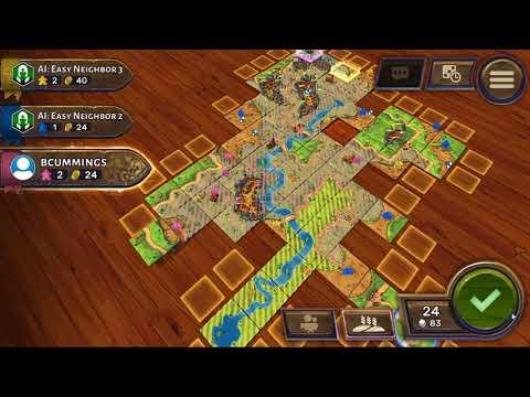 Carcassonne - Digital Board Game