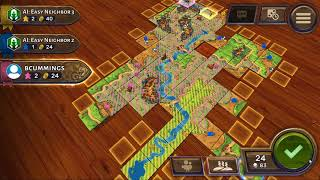 Carcassonne - Digital Board Game