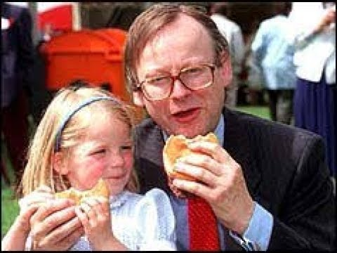 UK Agriculture Minister and BSE, Mad Cow Disease, from 1990