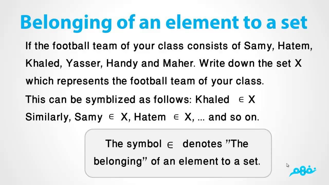 Belonging of an element to a set math belonging of an element to a set math biocorpaavc Image collections