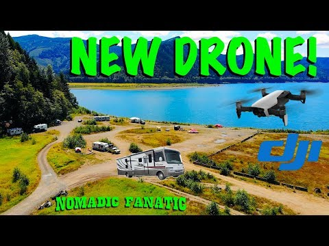 """New DJI Drone ~ Is It Really """"Crash-Proof"""" ???"""
