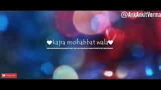 Kajra Mohabbat Wala  Reprised version  cover by sachet tandon 