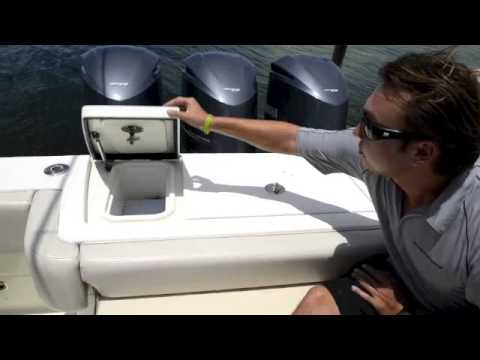 2009 Pre-Owned 41ft Hydra Sport For Sale @ Plantation Boat ...