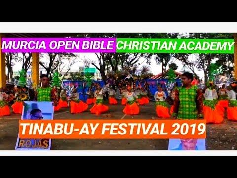 MURCIA OPEN BIBLE CHRISTIAN ACADEMY | TINABU-AY FESTIVAL 2019