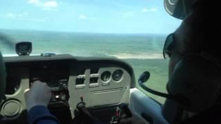 Полет на самолете Cessna 172(Большое спасибо коллегам по работе за такой подарок. Остался очень доволен и всем советую по возможности..., 2015-05-14T18:24:05.000Z)