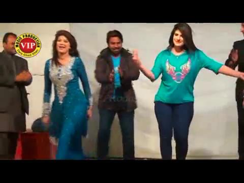 Akho Sakhyo Allah Sain Super Hit Stage Dance VIP Production