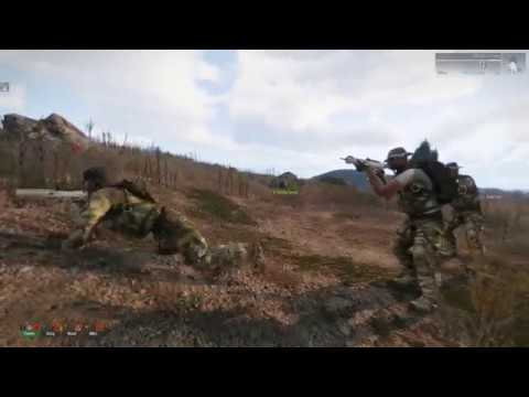 Herding Cats Through a Minefield - Arma 3 Custom Mission About