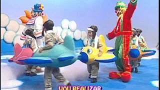 Quem quer brincar nesse avião levanta a mão - Patati e Patata thumbnail