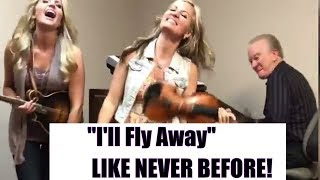 "The Best ""I'll Fly Away"" You Have Ever Heard! Fiddle - Man..."
