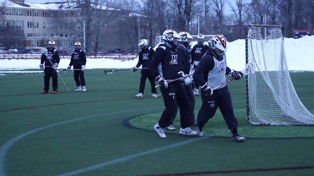 Manhattanville Men's Lacrosse 2015 Season Preview - YouTube