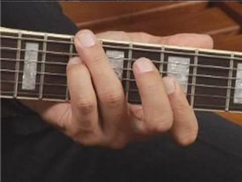 Play D7 Chord in 3rd Position on the Guitar: Root Position : Guitar ...