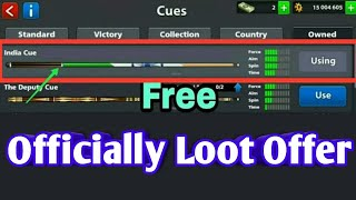 8 Ball Pool Biggest Offer This Festival Session Get 100% Free [ India Cue ] Free Reward For Everyone