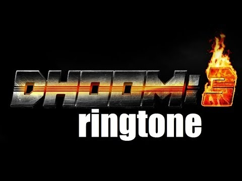 Dhoom 3 Ringtone + Download Link
