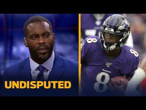 Tone Kapone - For My Sports Fan!!!---Mike Vick Talks About Lamar Jackson--