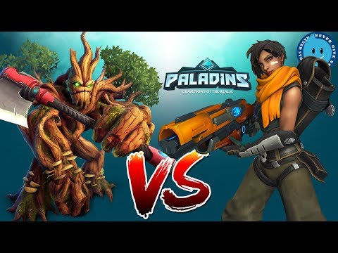 GROVER VS. KINESSA - WHO'S THE BETTER SNIPER? | Paladins Gameplay (Ranked 2.0)