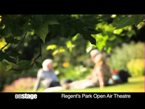 Onstage reports on the Regent's Park Open Air Theatre
