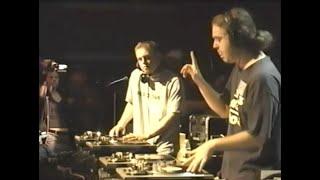 DJ SHADOW and DJ CUT CHEMIST and STEINSKI Showcase at THUD RUMBLE  (Round 3/5)