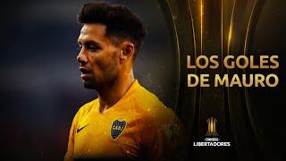 Los goles de Mauro Zárate en la CONMEBOL Libertadores