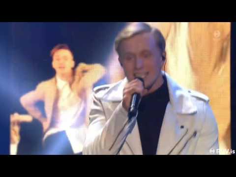 "Aron Hannes - ""Tonight"" [Live] | Söngvakeppnin 2017 - Final"