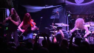 """ELUVEITIE """"Havoc"""" Live 2/7/12"""