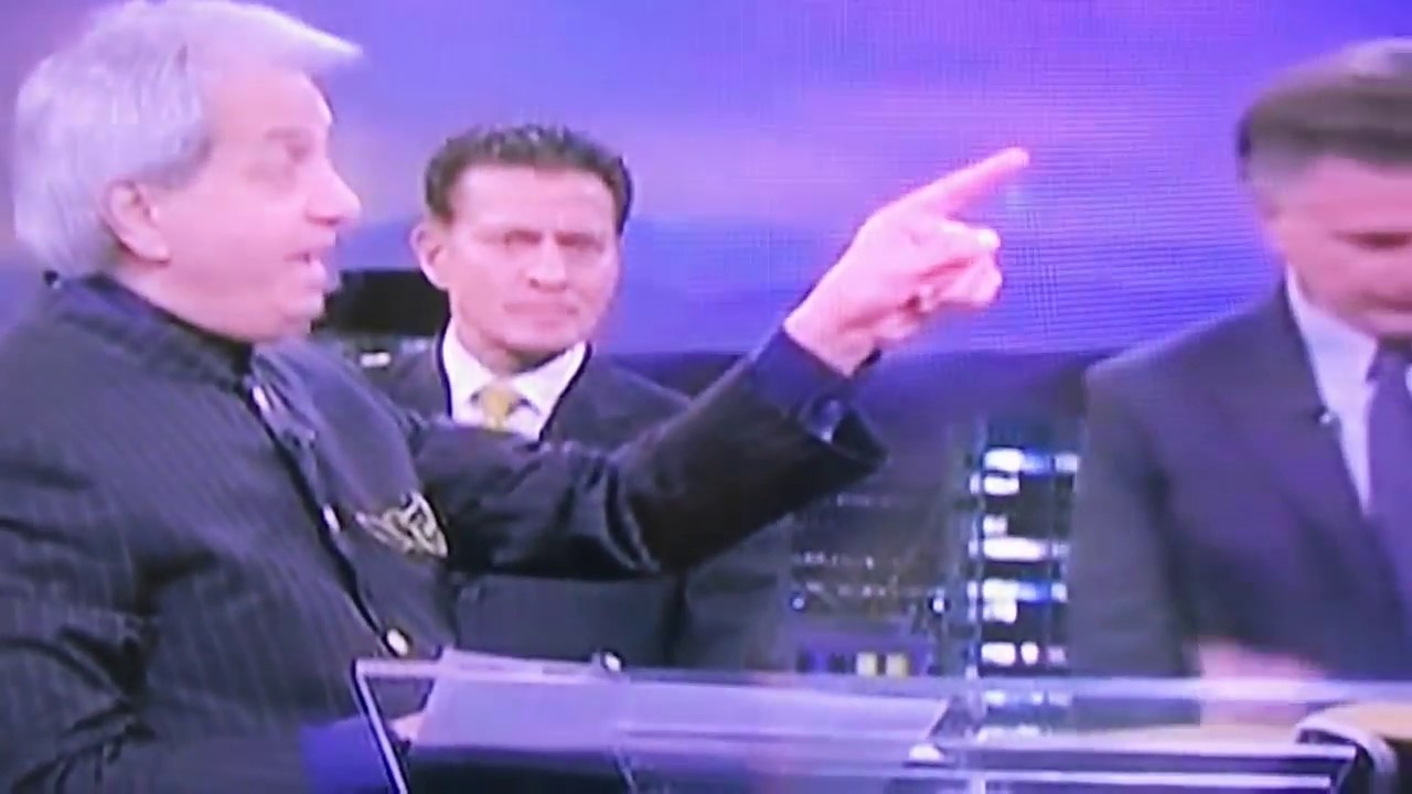 Benny Hinn: The sign will be Billy Graham's death