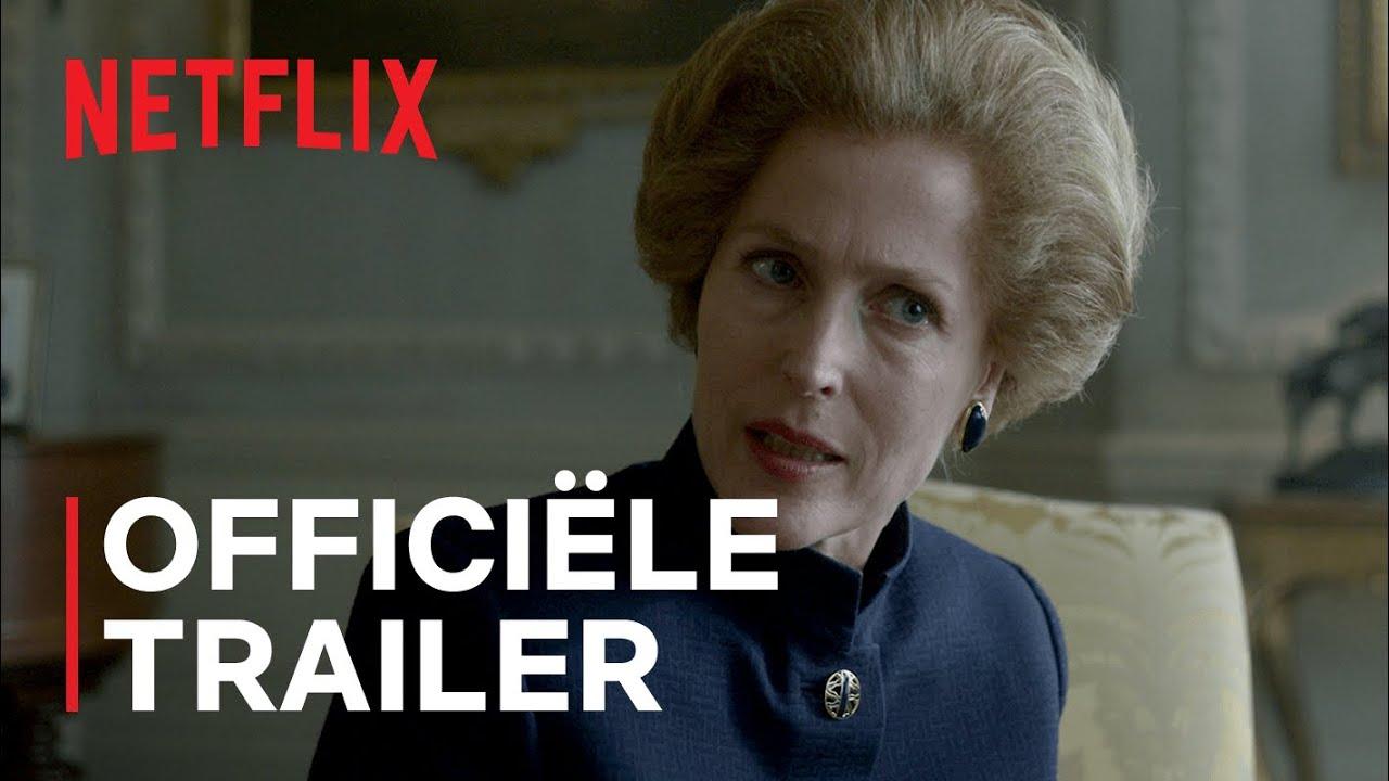 The Crown: Seizoen 4 | Officiële trailer | Netflix