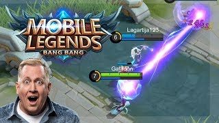 Mobile Legends: Bang Bang LIVE Action with Galadon!